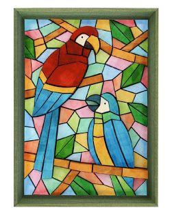 jornal ponto com mosaicos para colorir animals pinterest