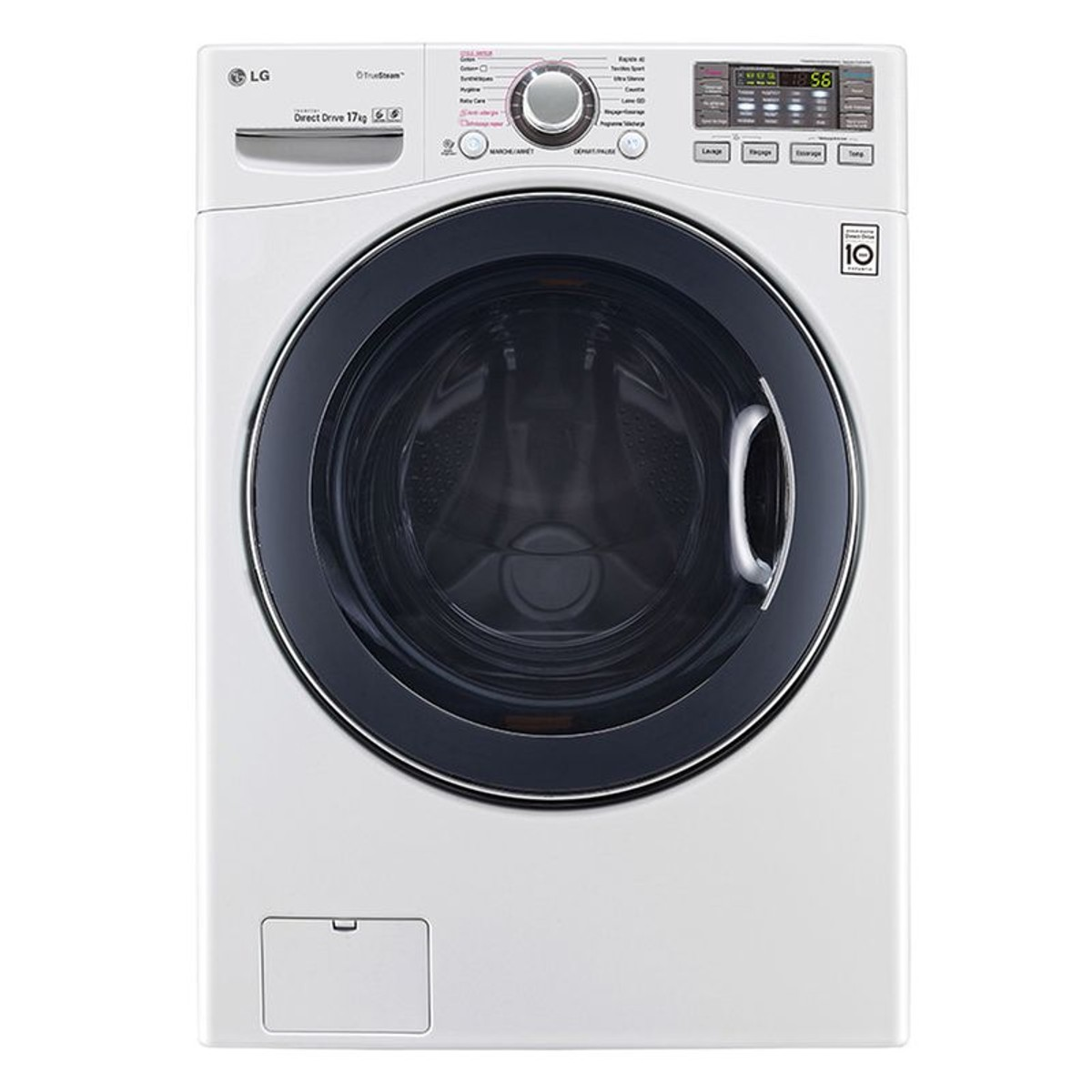 Lave Linge Frontale F 71 K 22 Wh 17kg A 58db Taille Taille Unique Lave Linge Lave Linge Frontal Et Lave Linge Hublot