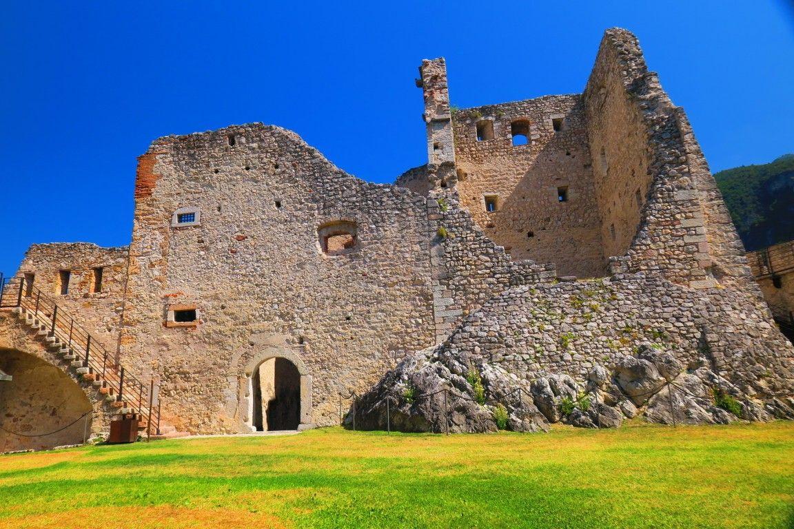 Castel Beseno Trentino Alto Adige