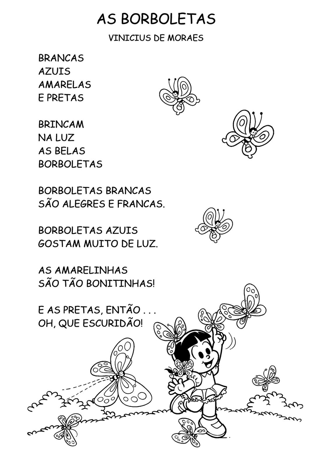 Super atividades borboletas educação infantil - Pesquisa Google | música  WP23