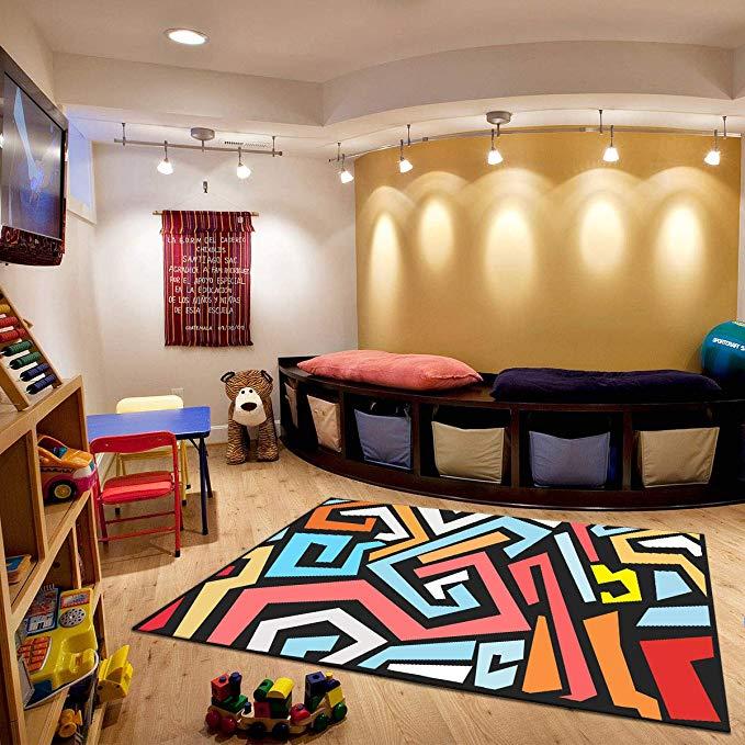 Kid Bedroom Rug 4 X 6