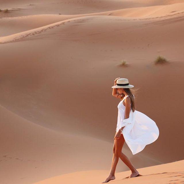 Beautiful Sahara Desert ☀️ Morocco Africa Saharadesert