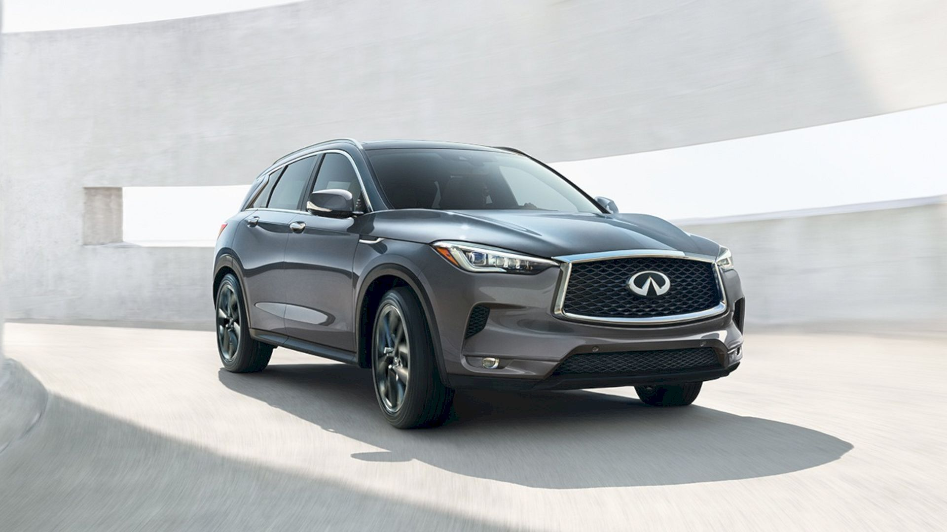The AllNew 2019 INFINITI QX50 The Journey Within