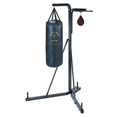Boxing Bag Stand Punching Hanging Hook Speed Ball Training Kick Sports Focus Gym