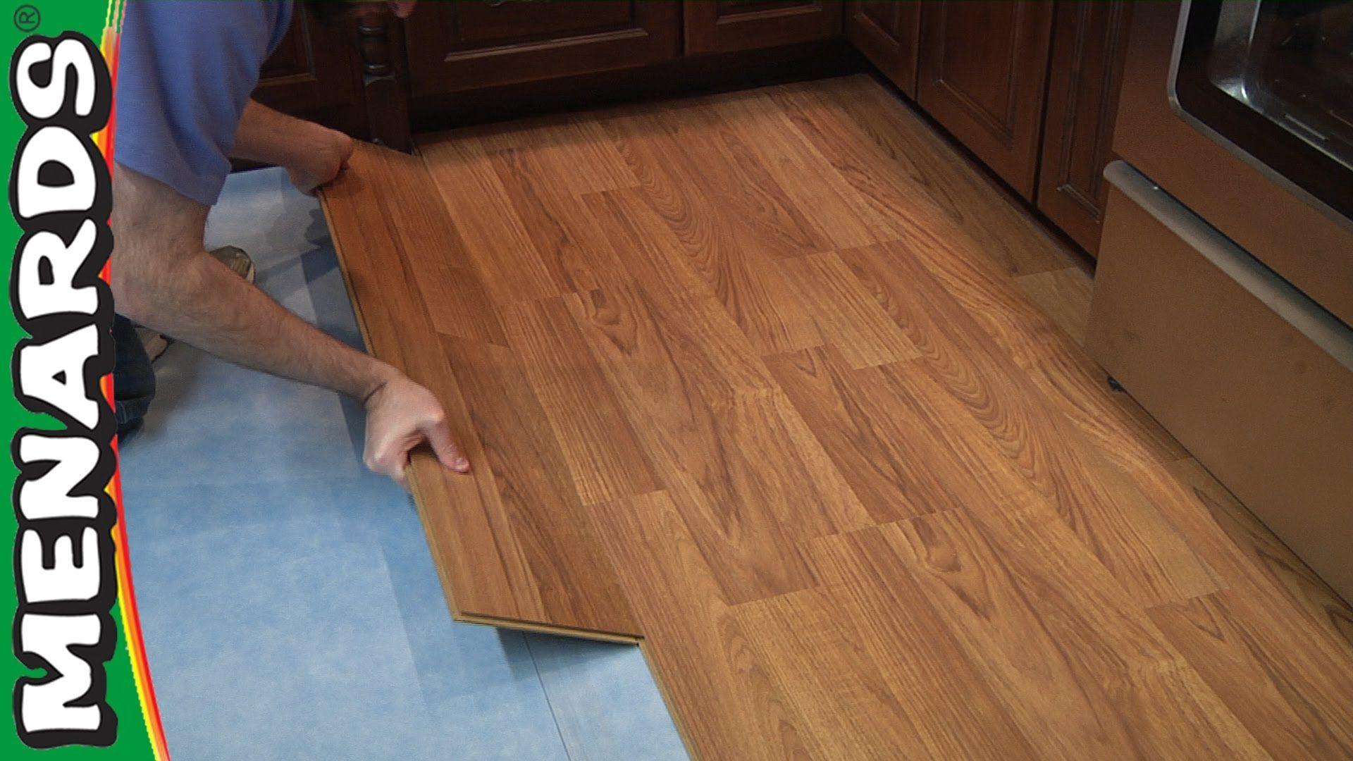Laminate Wood Flooring Buying Guide at Menards Wood
