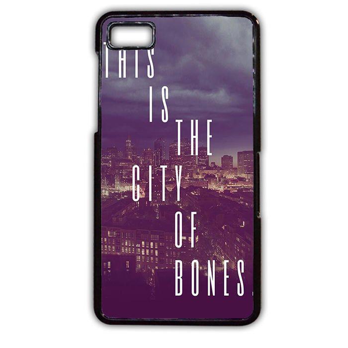 City Of Bones TATUM-2645 Blackberry Phonecase Cover For Blackberry Q10, Blackberry Z10