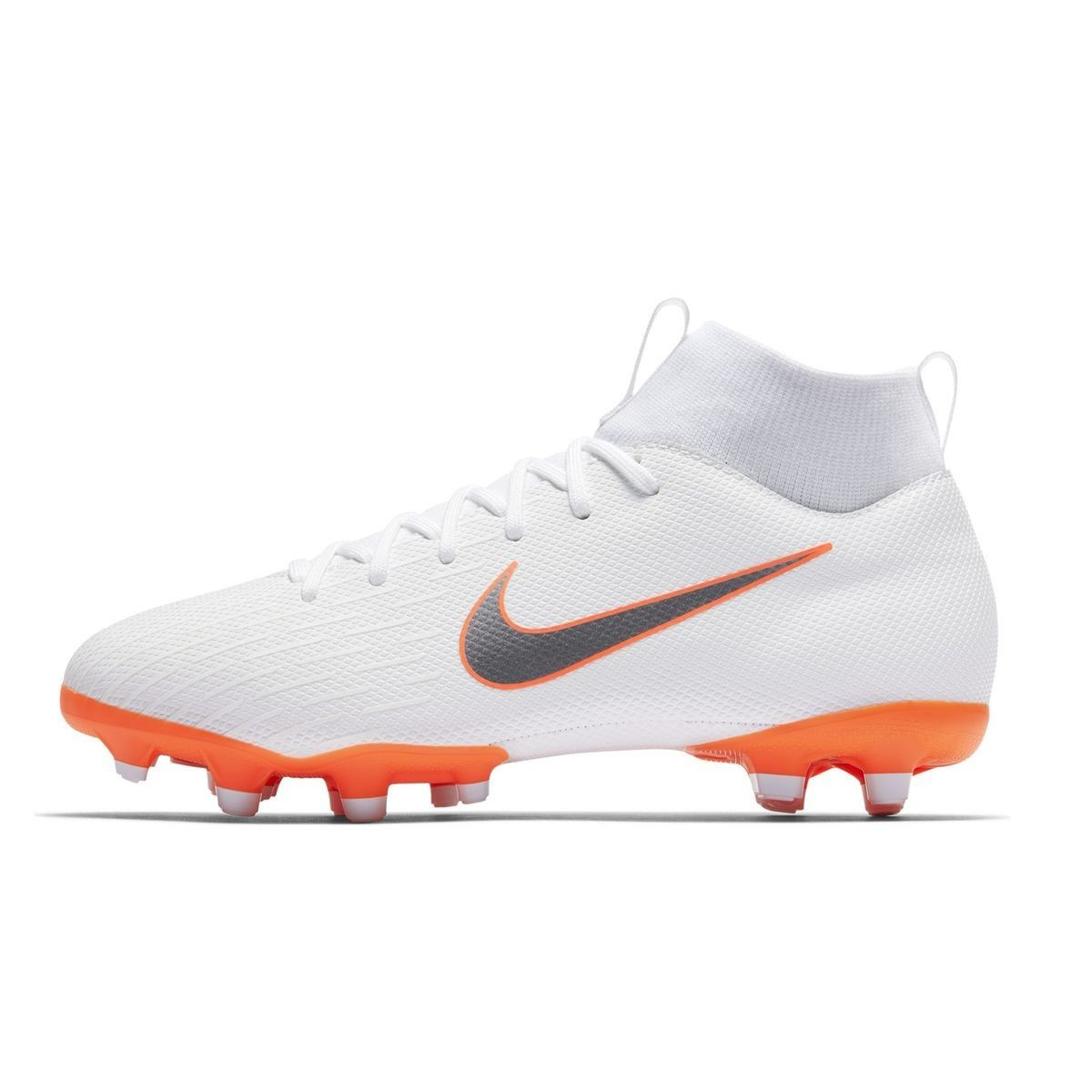 on sale 8b41c c7d1d Chaussures Football Nike Mercurial Superfly Vi Academy Df Mg Blanc Junior -  Taille : 35;