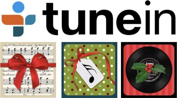 Have yourself a merry little radio app with over 250