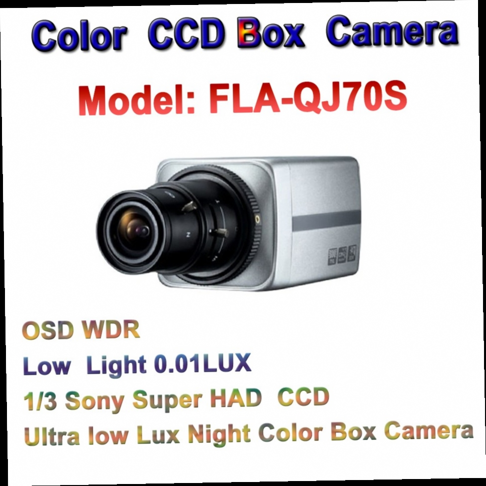 """54.90$  Watch now - http://alipdj.worldwells.pw/go.php?t=2021153165 - """"Color CCD Box Camera 700TVL 1/3"""""""" Sony Ultra Low Light 0.01lux Sony Digital WDR DNR Box Camera"""""""