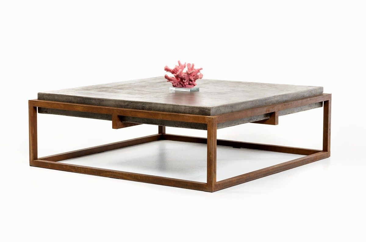 Cement Dining Table 9 Jpg 1200 795 Coffee Table Stone Coffee Table Furniture [ 795 x 1200 Pixel ]