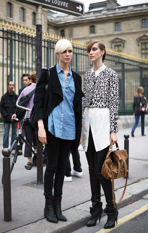 a5711d8c126cde European Street Style | Fashion-ate! | European street style ...