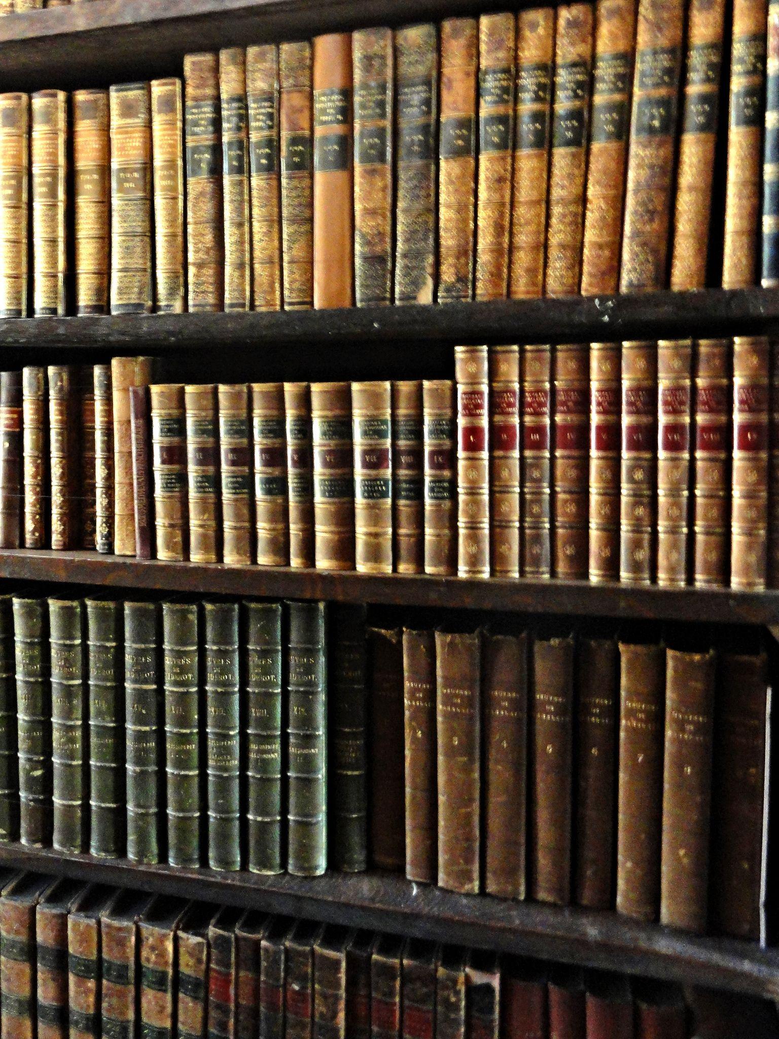 https://flic.kr/p/t9ttaZ | Merton College, Mob Library | Oxford