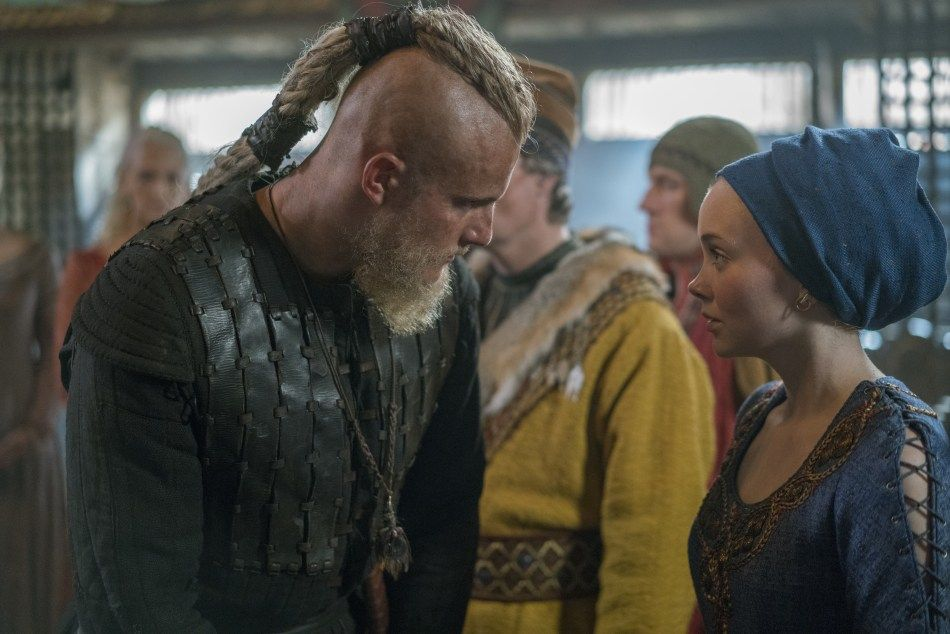History Channel's 'Vikings,' Season 5, Episode 7, Full Moon