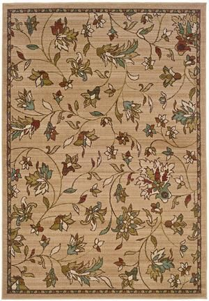 RugStudio presents Sphinx by Oriental Weavers Emerson 1994A Machine Woven, Good Quality Area Rug