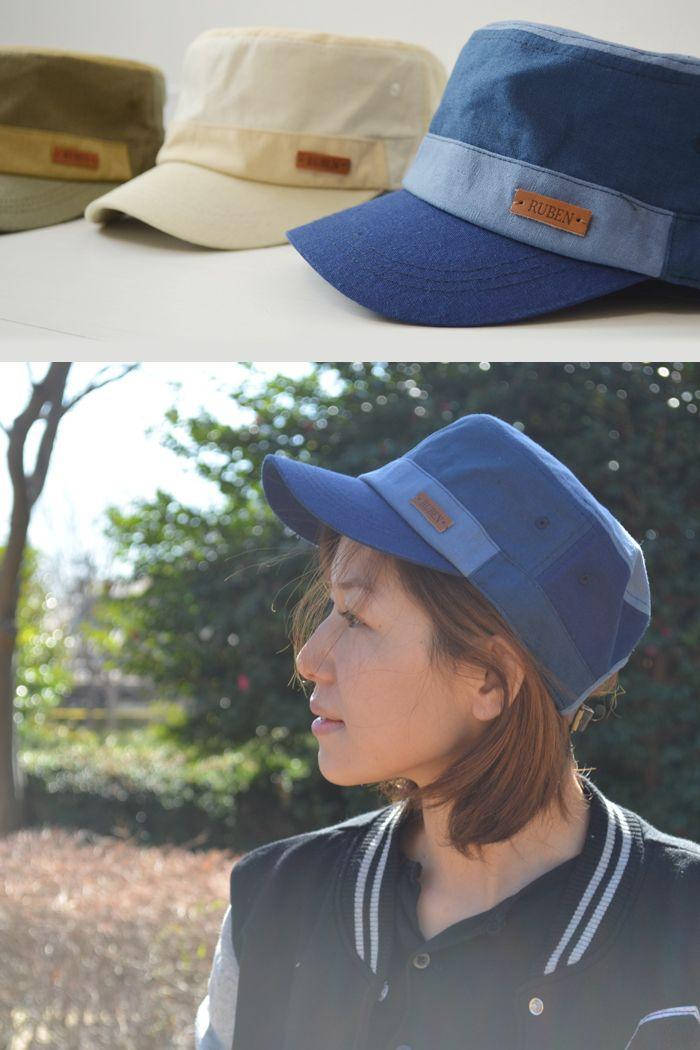 c10dda924f10e ruben 帽子 CAP カジュアルオススメ!。ワークキャップ メンズ [ruben 帽子 HEMP WORK CAP