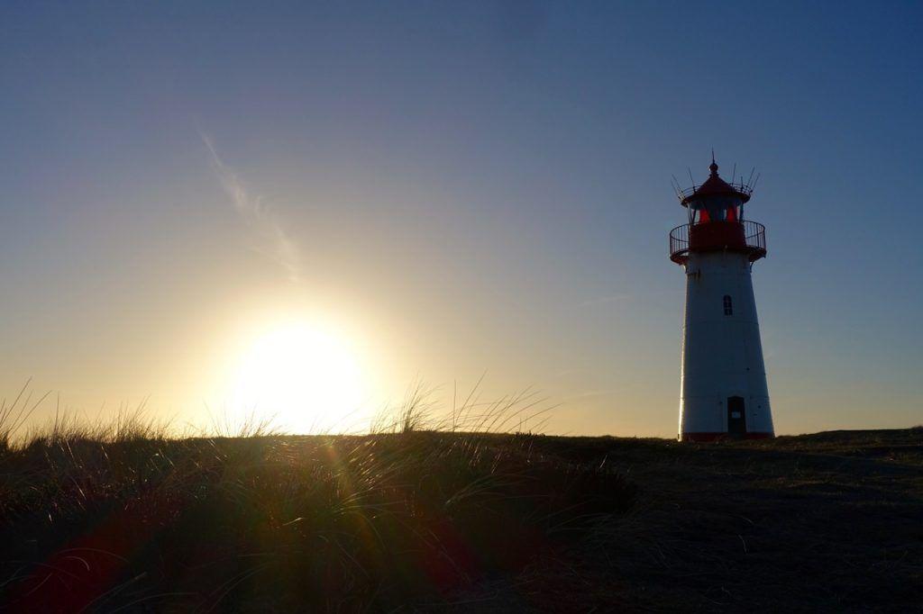 Sylt Insel - Reiseblogger Tipp: Hier erlebt ihr die schönsten Sonnenuntergänge.
