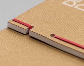 Creative binding technique
