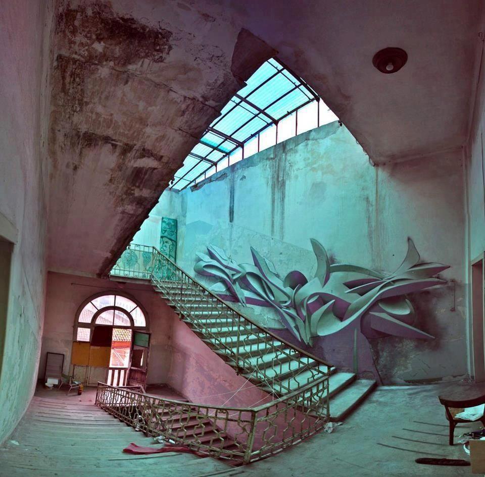 Venice italy graffiti by peeta 960x945 px art