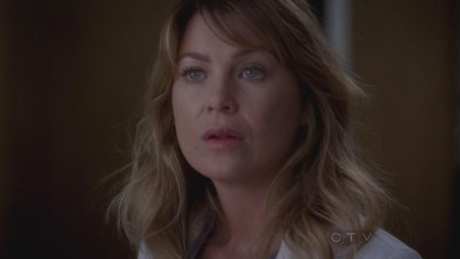 Derek and Meredith Online | ... Grey\'s Anatomy 9: Sneak peek dell ...