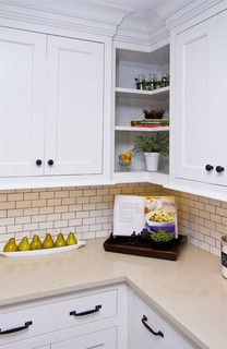 Kitchen Corner Storage Corner Kitchen Cabinet New Kitchen Cabinets Kitchen Corner