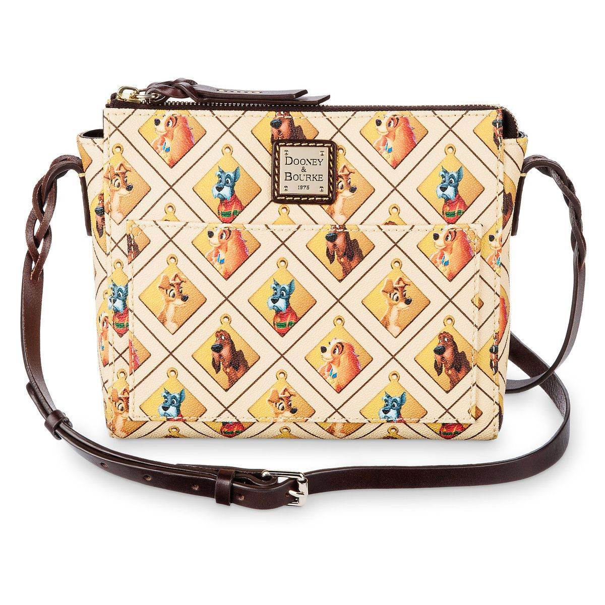 bc3e28860867 ... Dooney and Bourke bags. New Disney Dog Dooneys Have Arrived Featuring  Lady and The Tramp!