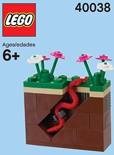 Lego Earthworm Mini Model Parts & Instructions Kit LEGO http://www.amazon.com/dp/B00XGXQKJ8/ref=cm_sw_r_pi_dp_UJvrwb1HFVN5H