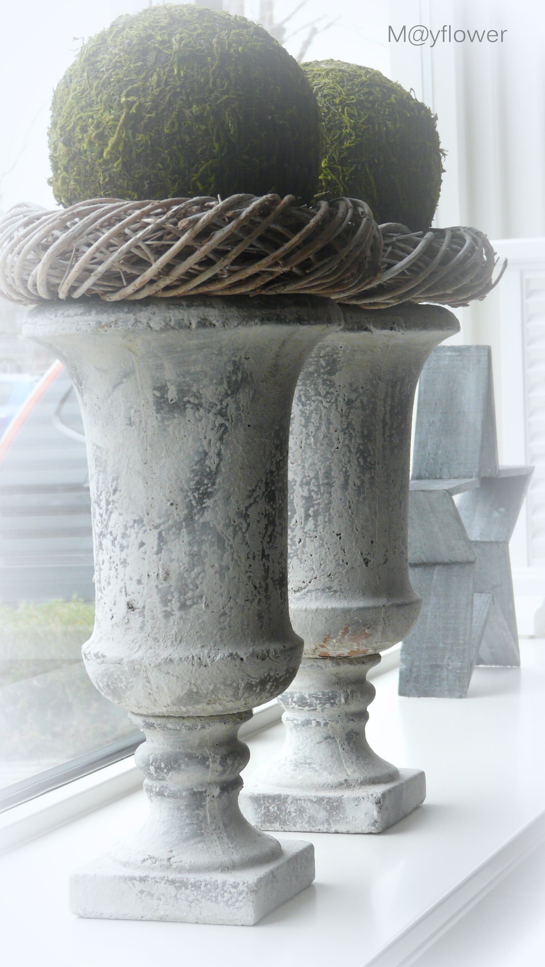 stoere landelijke decoratie thuis pinterest On landelijke vensterbank decoratie