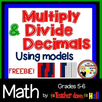 This worksheet is for independent practice of multiplying and decimals multiply and divide decimals no prep printable w riddle ibookread Download