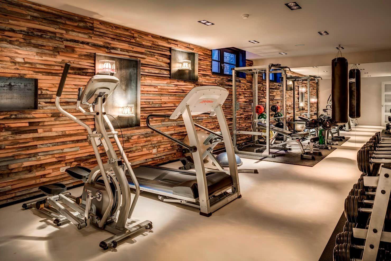 Woonvilla Blaricum Moderne Fitnessruimtes Van Kabaz Modern 2020
