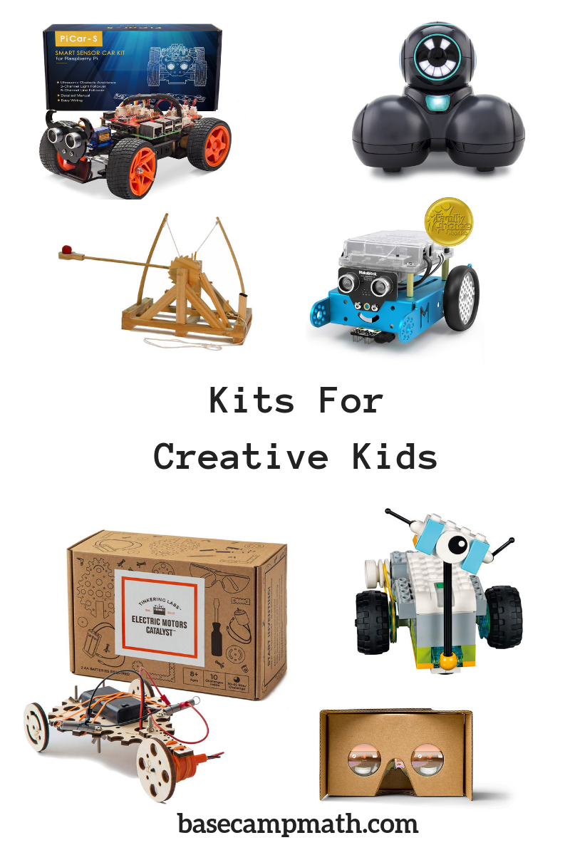 Kits | DIY and Maker | Science kits for kids, Science kits