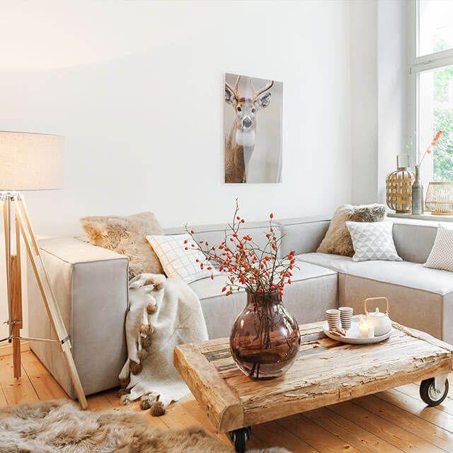 hell freundlich und so gem tlich gerade in der kalten saison muss das zuhause kuschelig sein. Black Bedroom Furniture Sets. Home Design Ideas