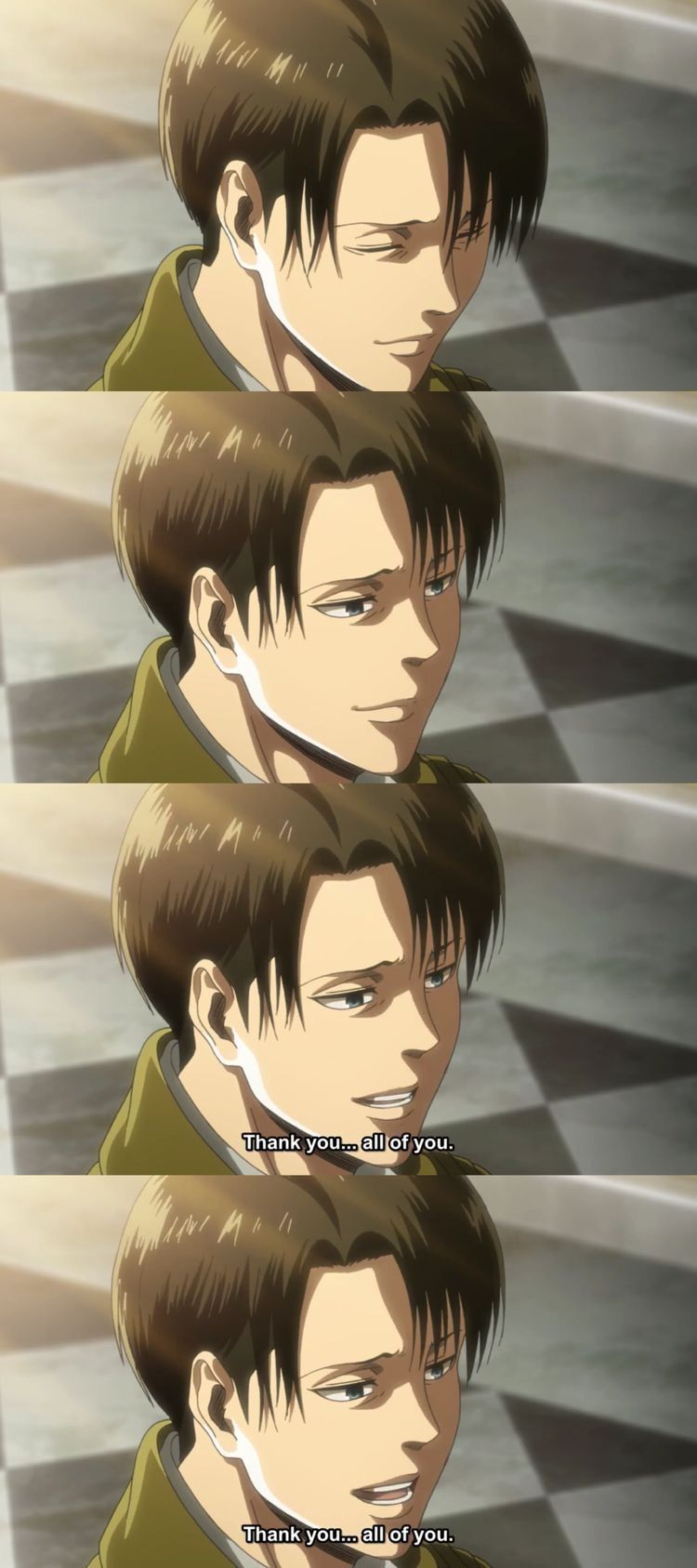 Pin by CAPTAIN SAPHERIA WEST! on CAPTAIN LEVI! Attack on