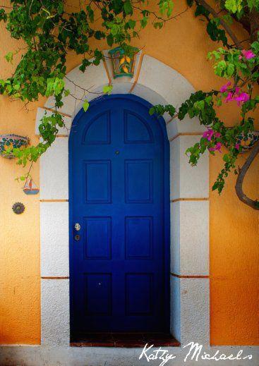 Greek Door Doors And Windows Pinterest Michaels Website Doors