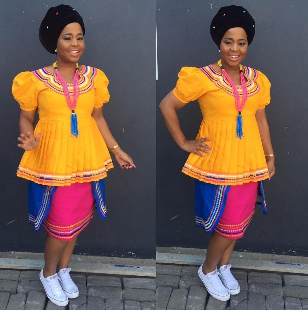 Winnie Mashaba Outfits: Image Result For Pedi Traditional Attire