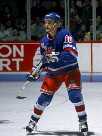 Tony Granato New York Rangers Hockey Rangers Hockey Nhl Players