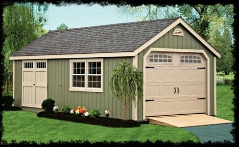 Pin By Rosie Rose On House Yard Sheds Shed Plans Building A Shed