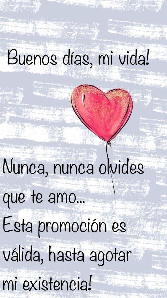 Mensajes de Buenos Dias para mi Amor Largos y Bonitos - #amor #Bonitos #Buenos #de #Dias #Largos #Mensajes #Mi #PARA
