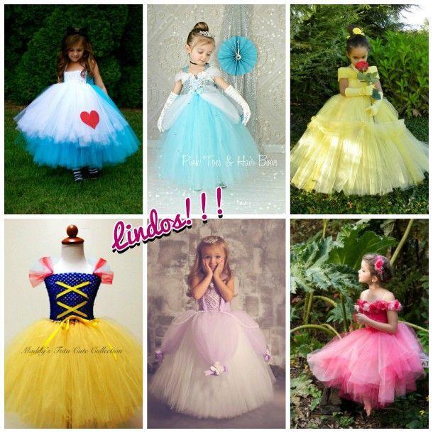Prinzessinnen Anziehen