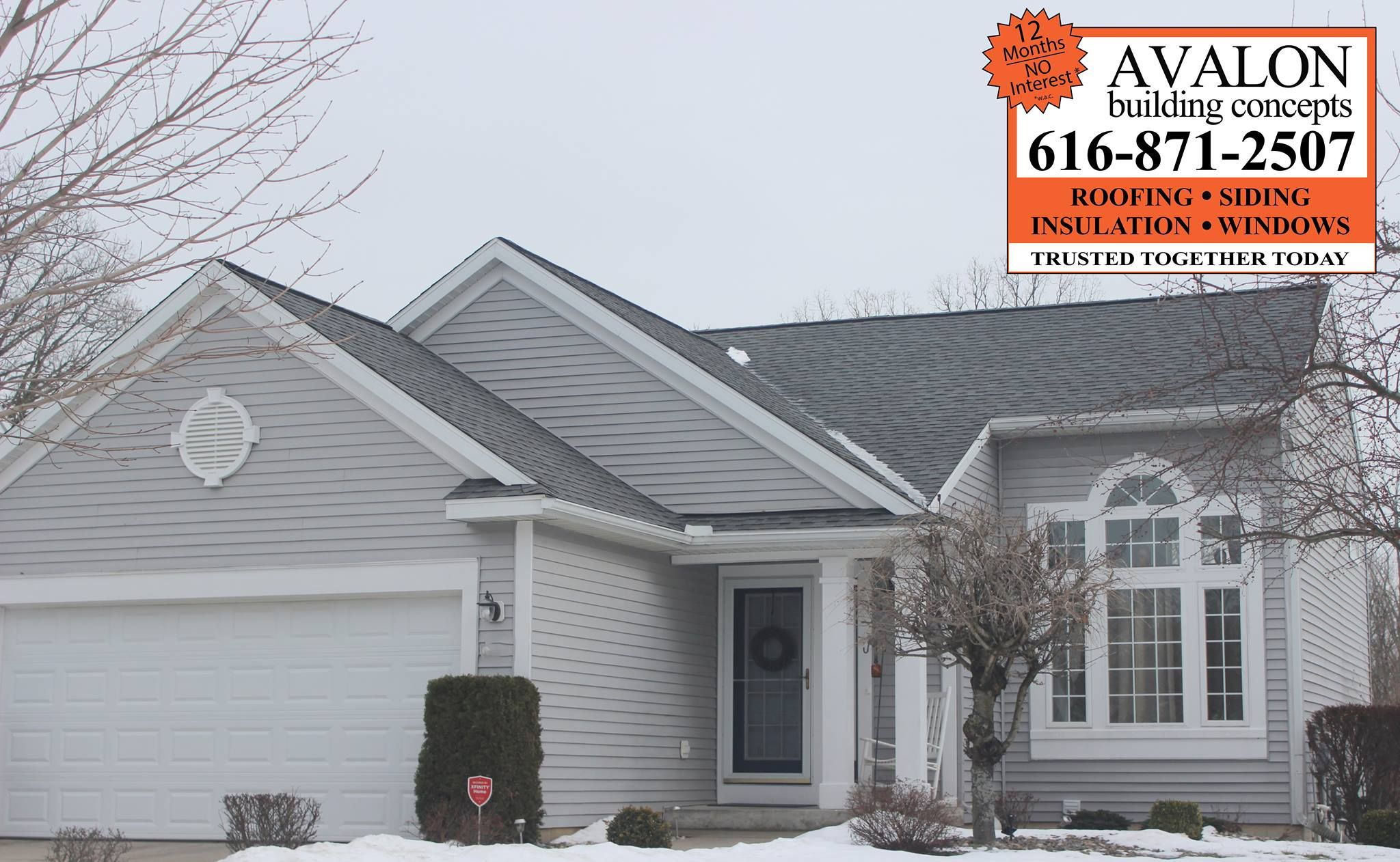 Goes to bat for gaf roof insurance claim insulated