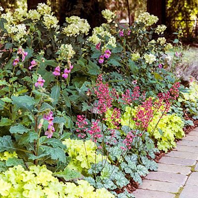 Flower Garden Ideas For Shade 11 great shade gardens | gardens, garden ideas and flowers for shade