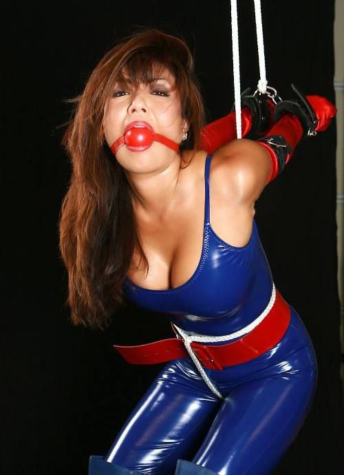 latex bondage Darling