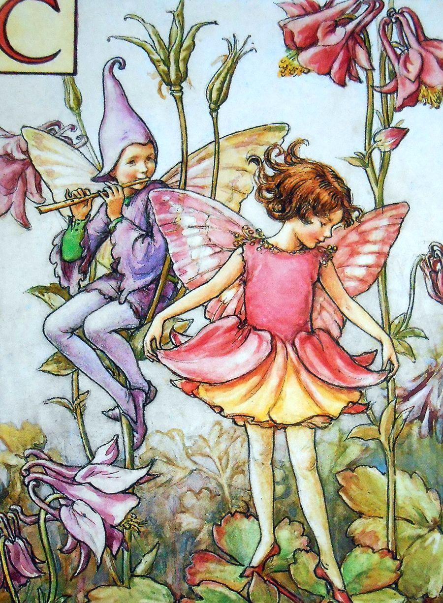 открытки с феями цветов менее популярный