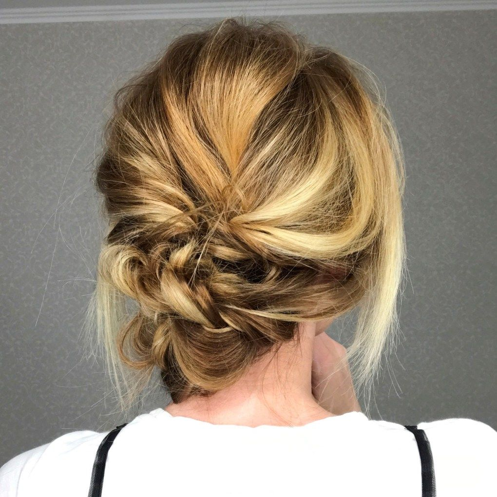 Master These 4 Stylish Bun Hairstyles With Our Step By Step Tutorials Messy Bun With Braid Bun Hairstyles Low Bun Hairstyles