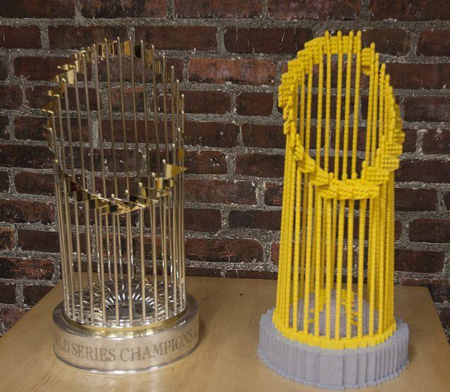 LEGOLAND Discovery Center Replicates World Series Trophy Using More ...