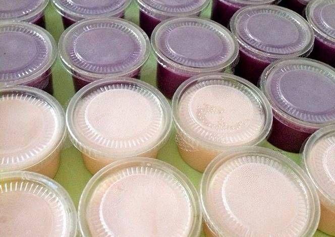 Resep Silky Pudding Ala Puyo Oleh Dea Resty Resep Resep