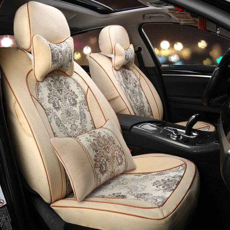 custom jacquard fabric cover seat for benz slk class accessories car rh pinterest co uk