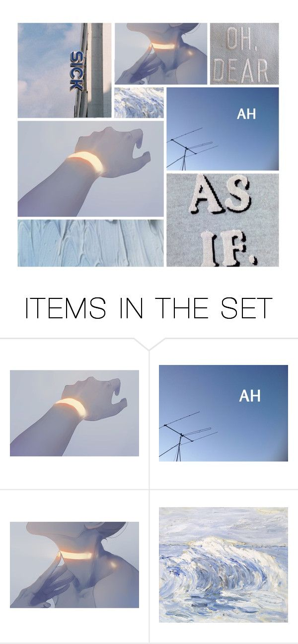 """I just like making sets"" by translucent-accusations ❤ liked on Polyvore featuring art"