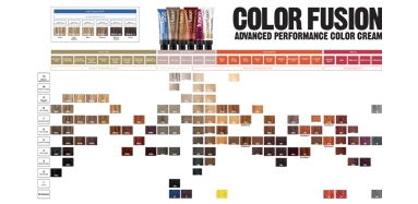 Redken fusion color chart ibov jonathandedecker com