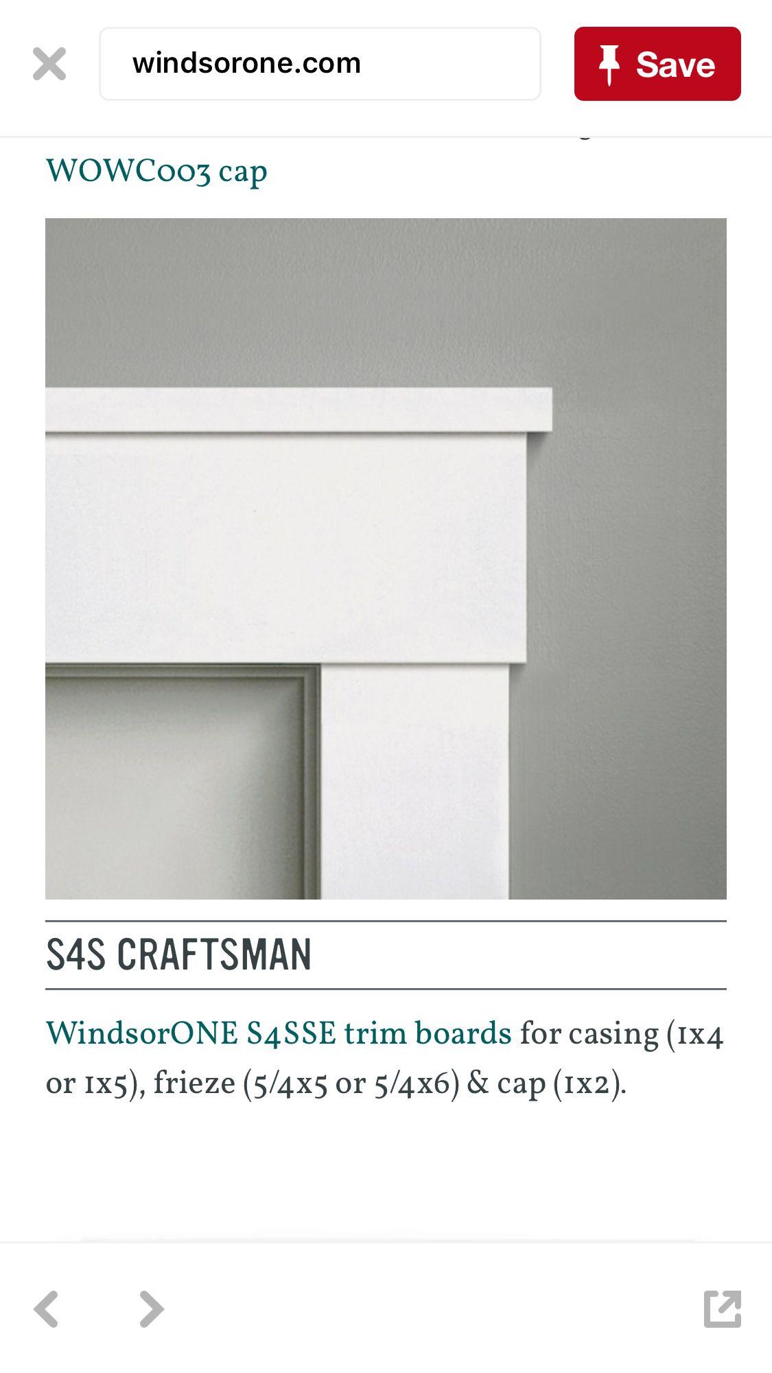Pin By Mark Evans On Farmhouse Window And Door Trim Trim Board Farmhouse Windows And Doors Window Door Trim