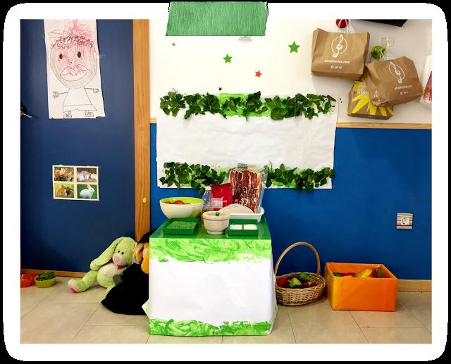 Día de Andalucía en la Escuela Infantil